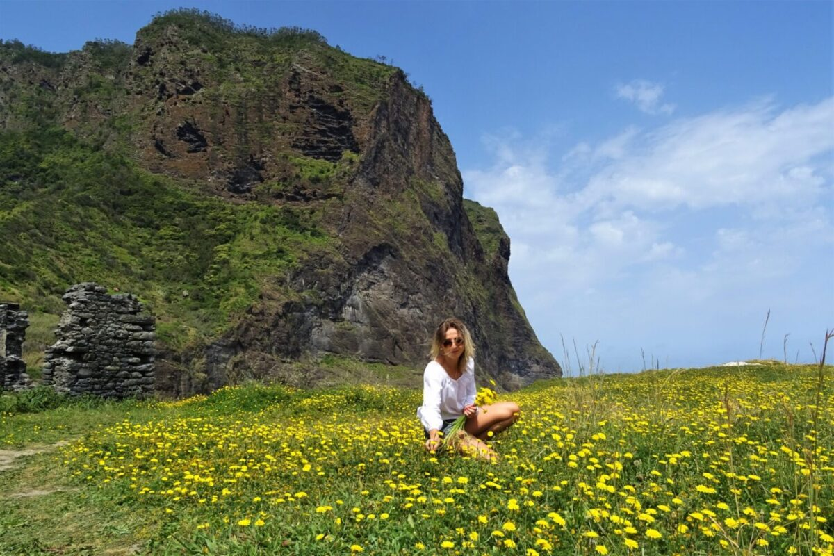 Madeira in spring